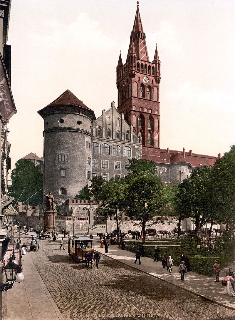 ケーニヒスベルク城