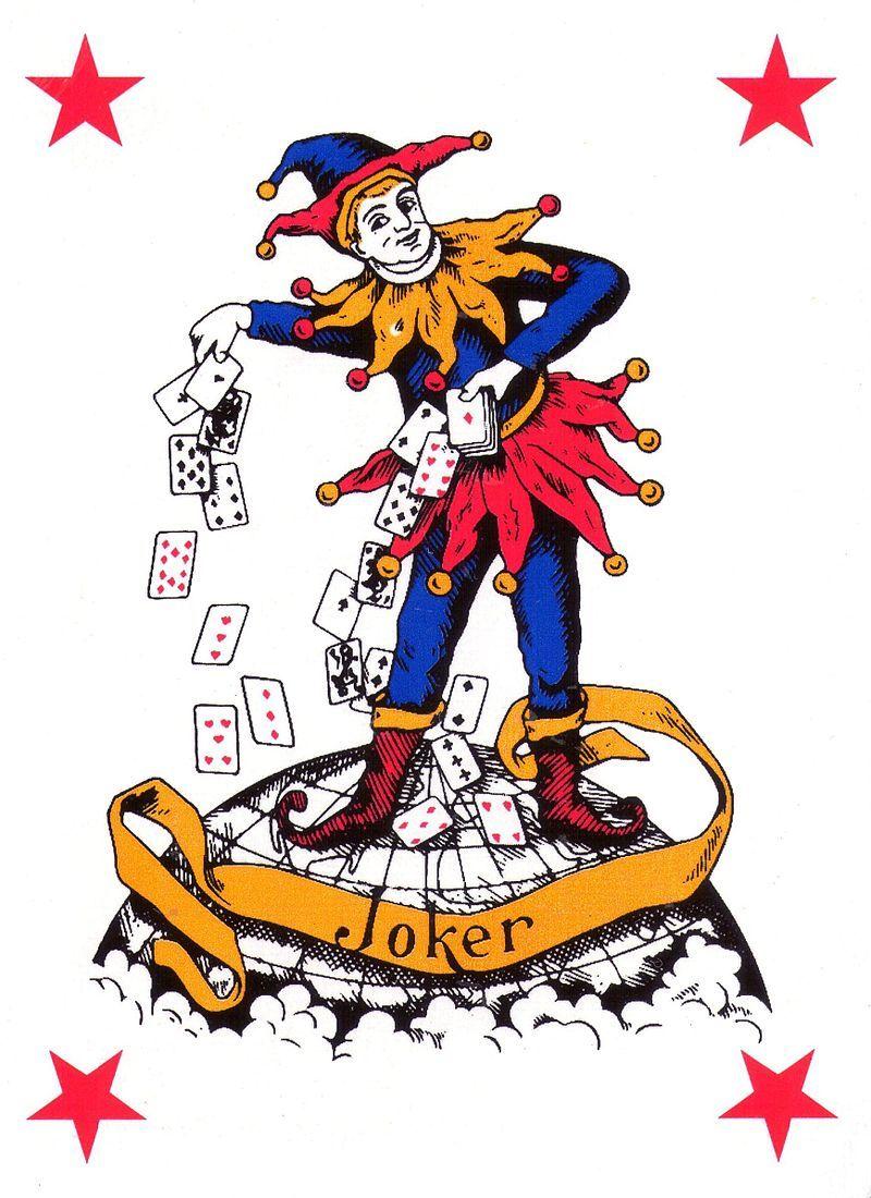 トランプの「ジョーカー(Joker)」は、どうして強いの?