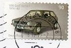 切手45  ドイツ