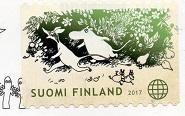 切手13  フィンランド