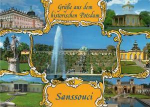サンスーシ(Sanssouci)宮殿