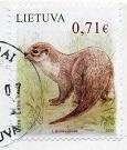 切手6  リトアニア