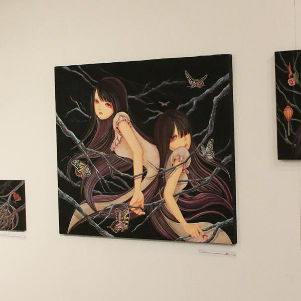 塩野ひとみ Shior Sion シオール シオン 私は、あなた アートコンプレックスセンター