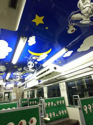 01境線列車