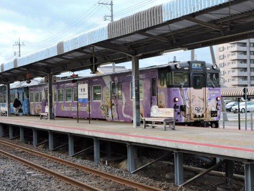 02境港駅
