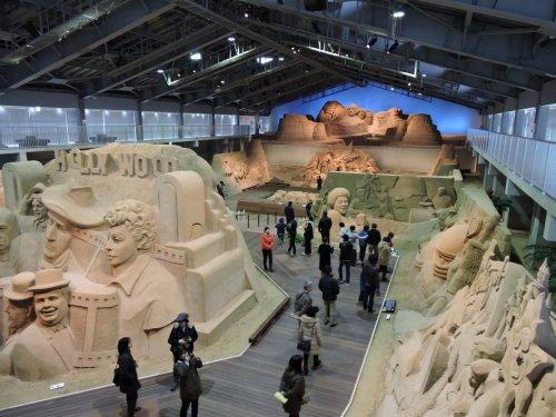 06砂の美術館