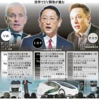 EVシフト2017年 日経