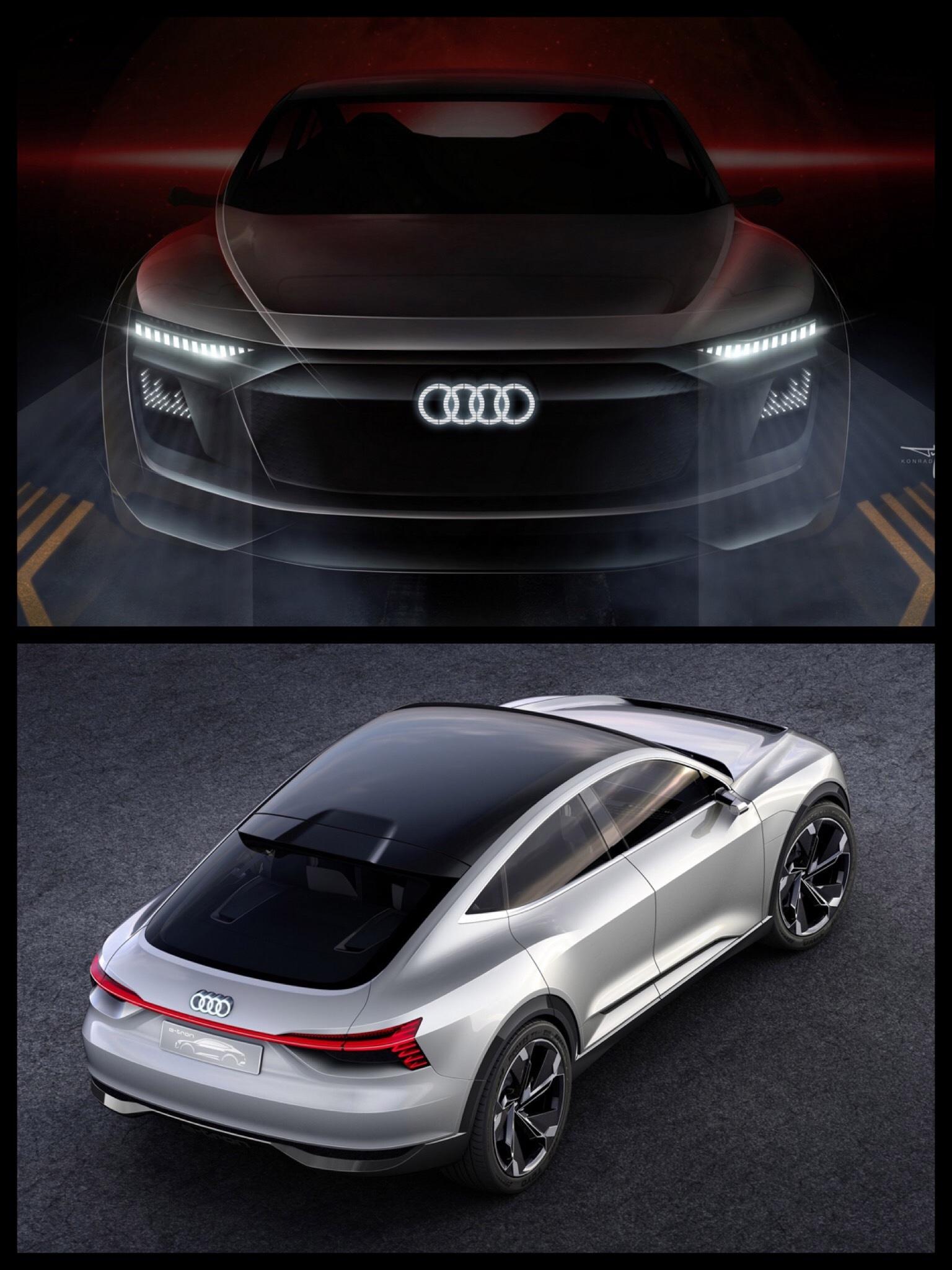 アウディ『E-Tron GT』Audi
