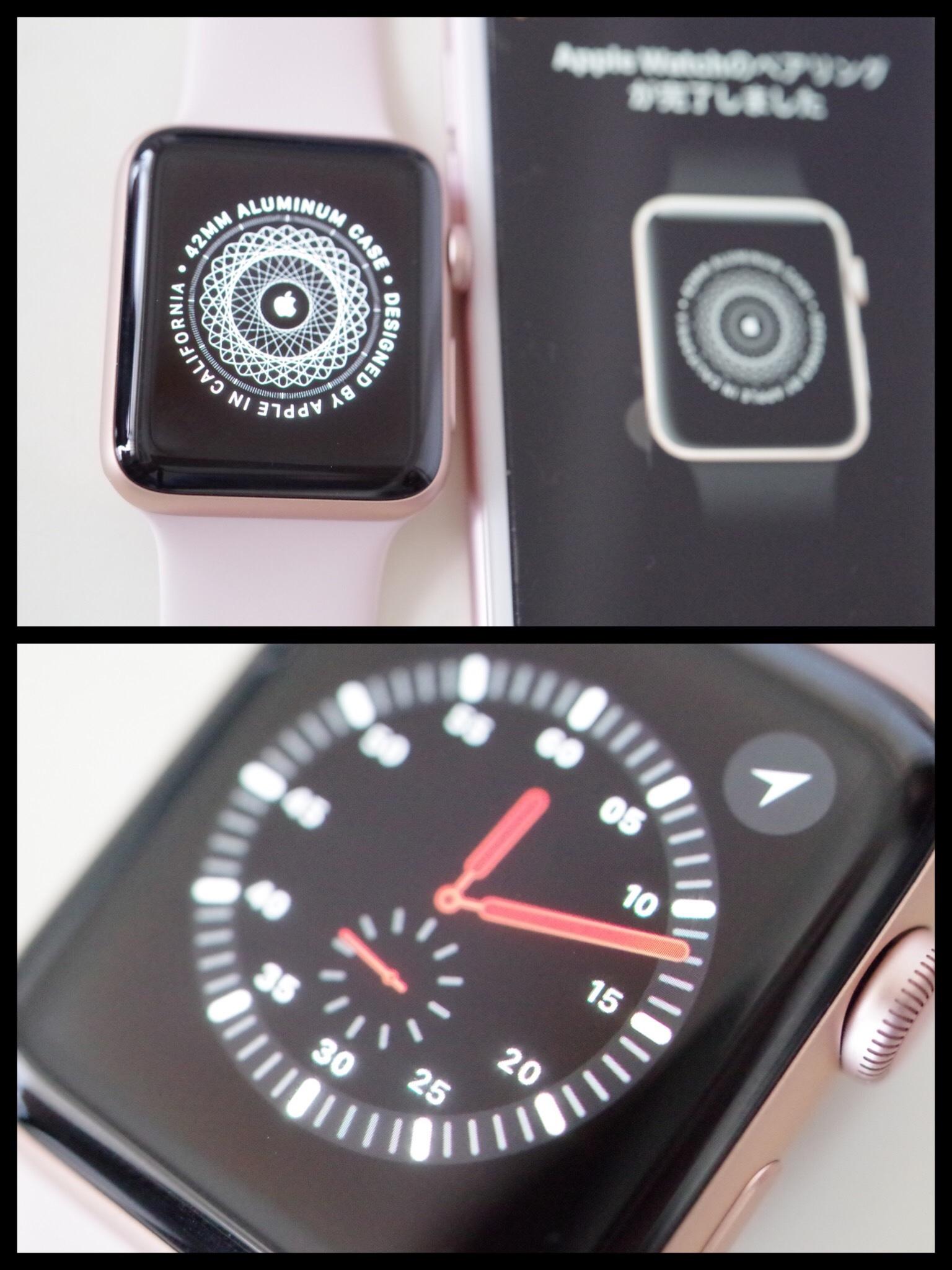 Apple watchi アップルウォッチ包装