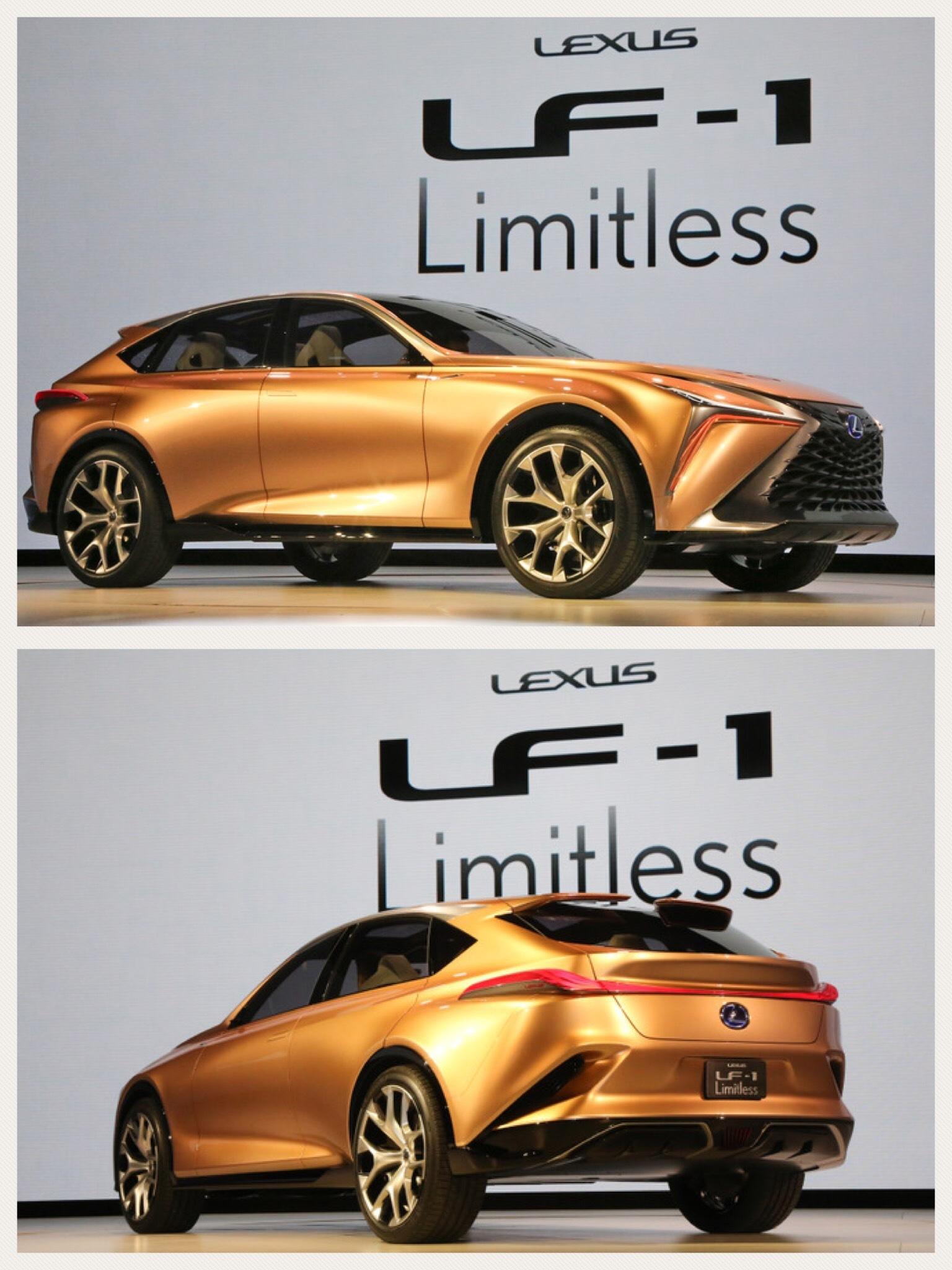 レクサス LF-1 リミットレス