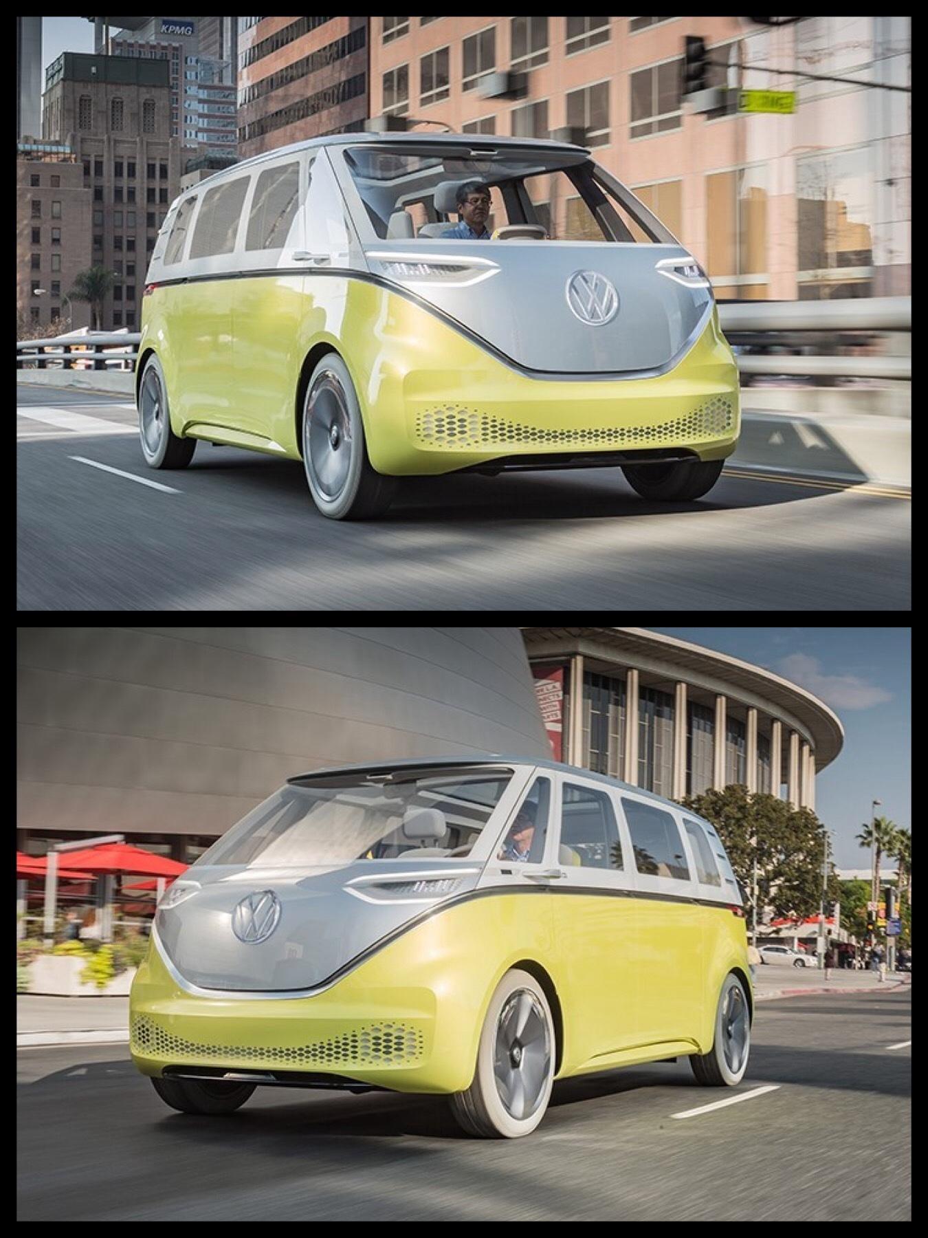 VW ev I.D buzz