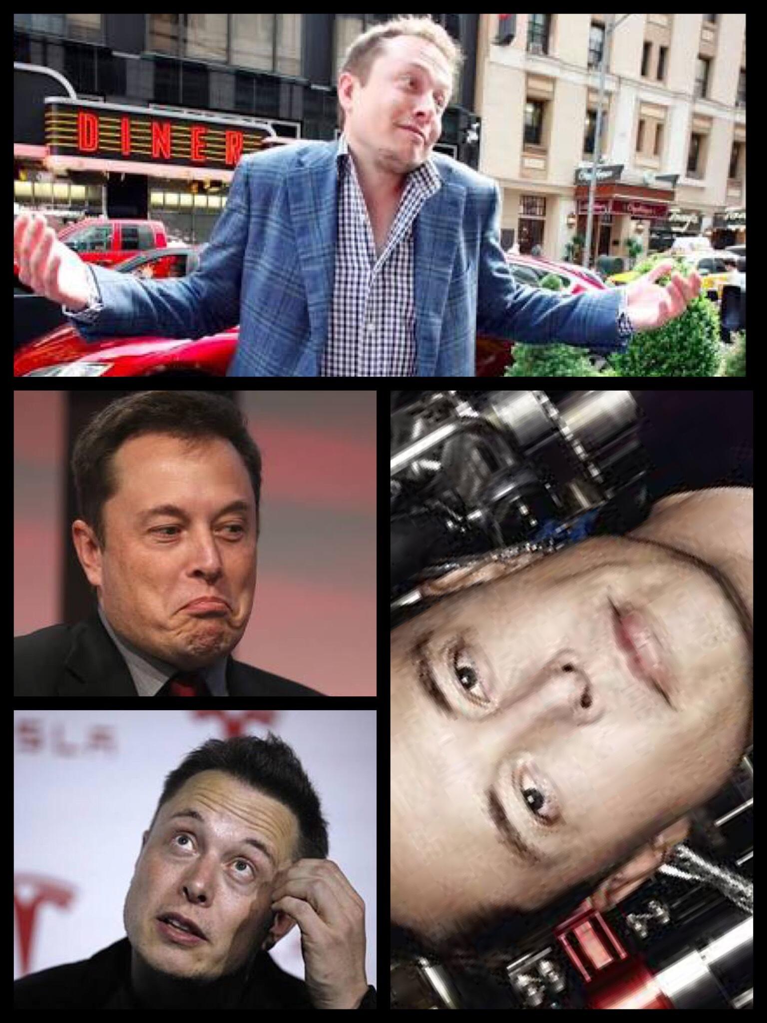 テスラ マスクCEO 困窮 Tesla mask ceo