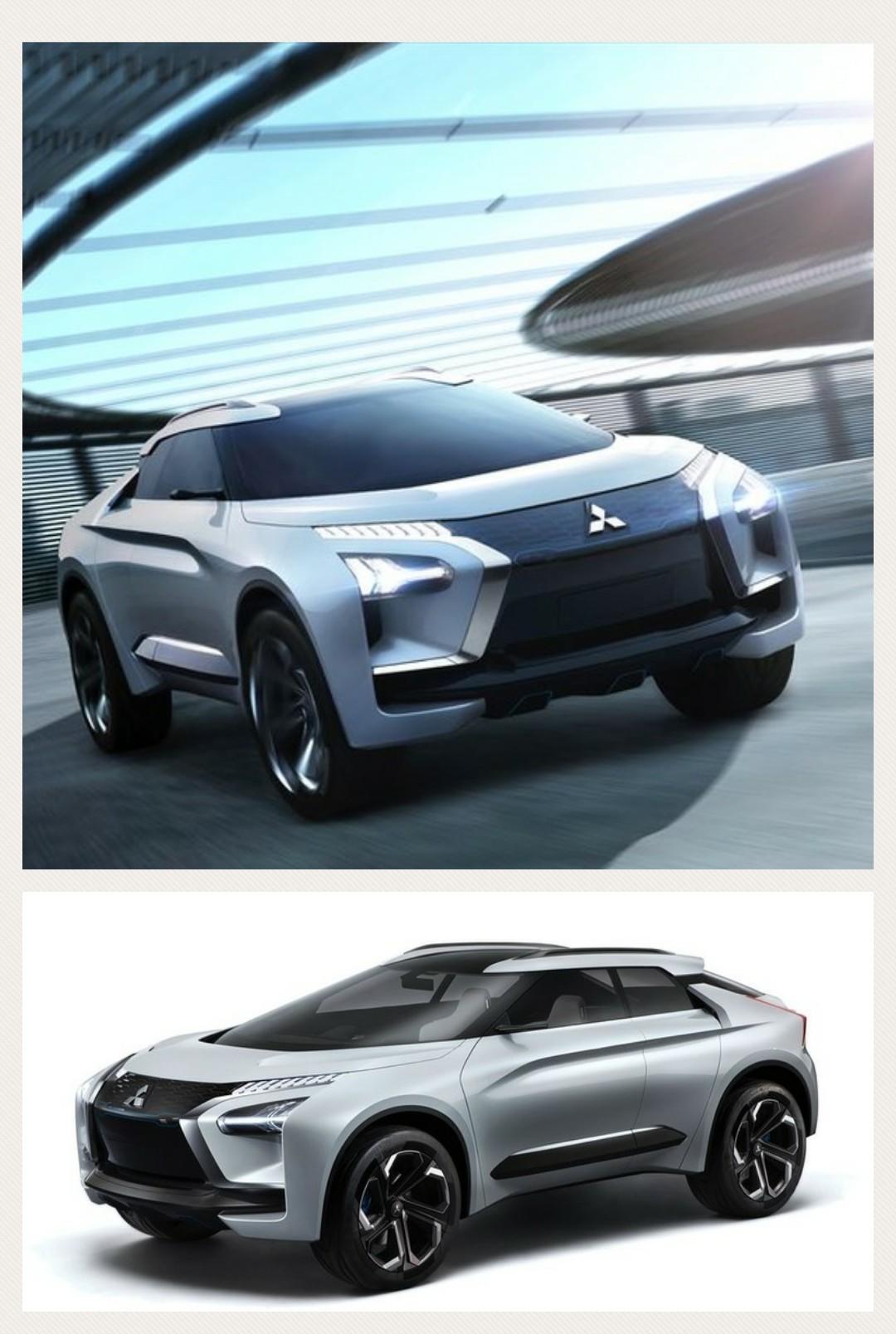 ジュネーブモーターショー2018 三菱 e-evolution consept