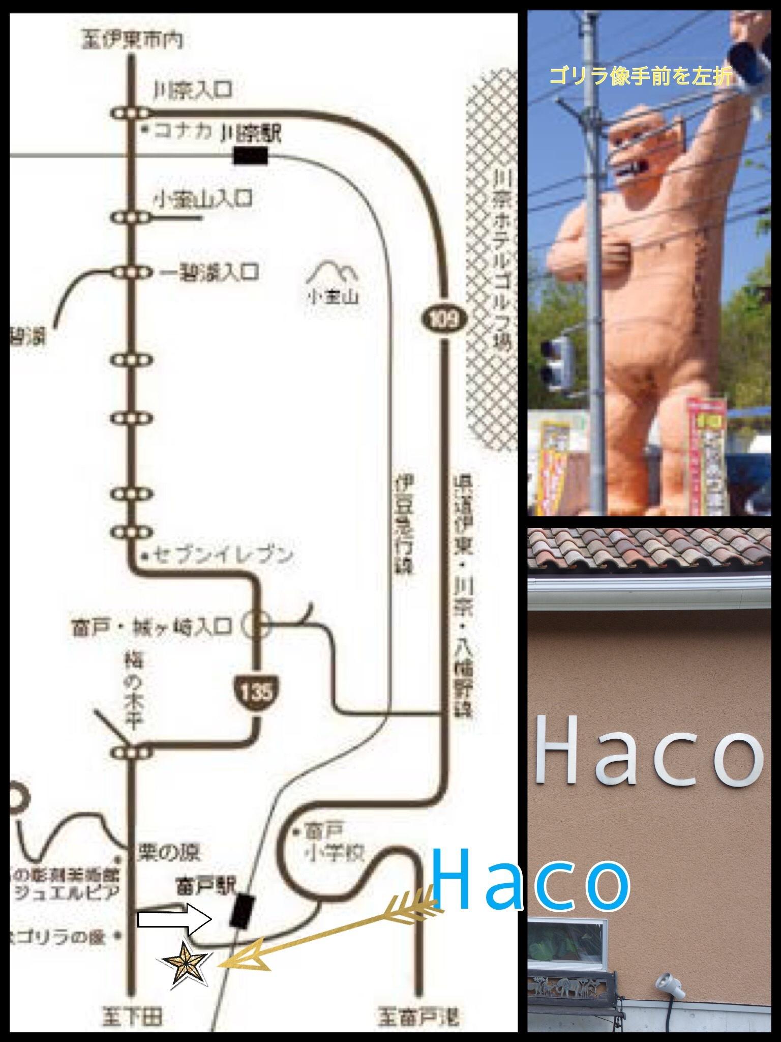 伊豆高原 記念日を祝う宿 自然家 Haco