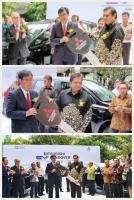 三菱自動車 EV インドネシア