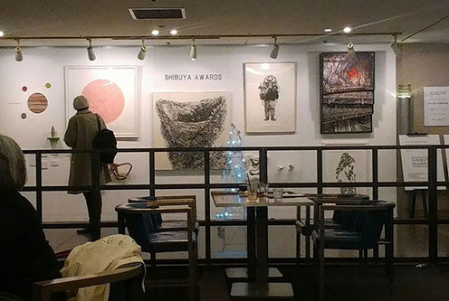 渋谷芸術祭文化村
