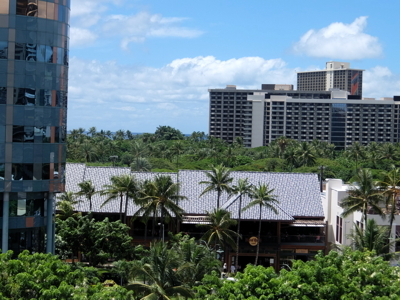 ハワイ064アクアオアシス眺望