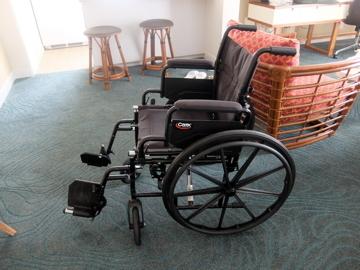 ハワイ075車椅子