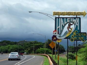 ハワイ079ハレイワ