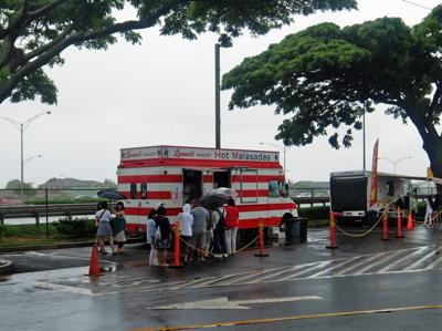 ハワイ085マラサダ