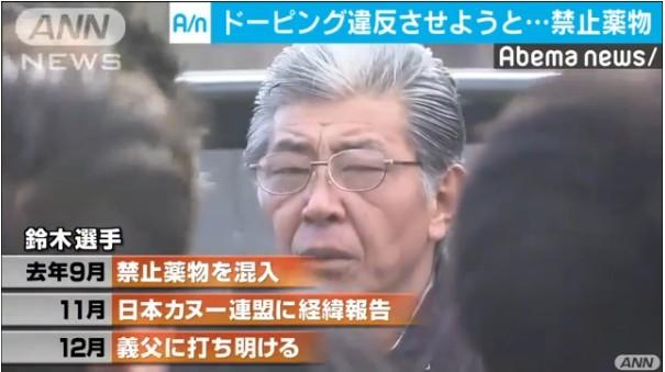 ⑦【ステロイドカヌー】ものすごい好青年の鈴木康大がライバルに薬物!GPSパドル金銭盗む!