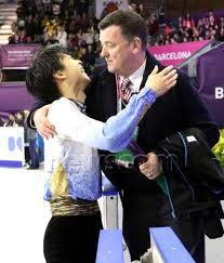 ①【羽生結弦】のコーチはキム・ヨナのコーチでソウル名誉市民!