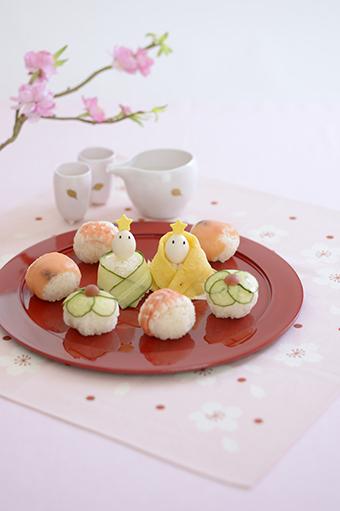 3月手まり寿司 のコピー