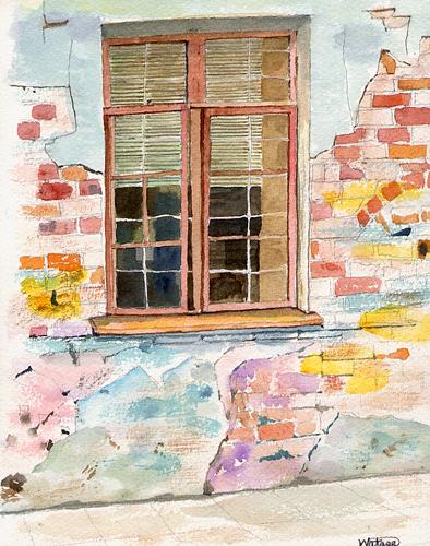 カウナスの窓2