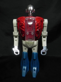 ミクロマン ロボットマン