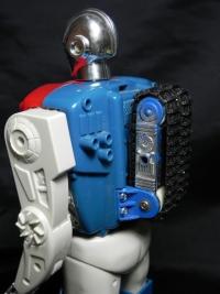 ロボットマン キャタピラの代替品