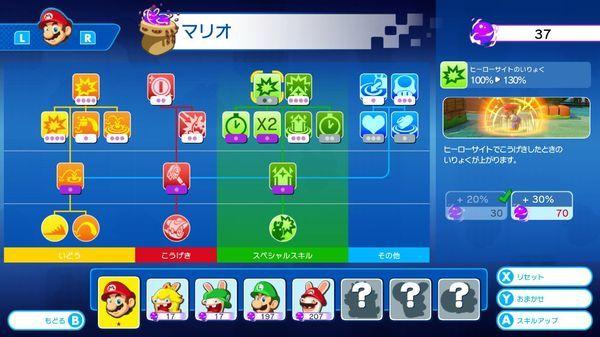 マリオ+ラビッツ キングダムバトル レビュー・感想/戦略を考えるのが楽しい・マリオなのにマリオじゃないゲーム