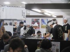 西武池袋本店「新春 味の逸品会」 ~中華蕎麦 とみ田「濃厚つけめん」+「特製トッピング」~-6