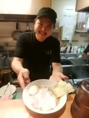 【新店】亀戸煮干中華蕎麦 つきひ-10