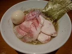 【新店】亀戸煮干中華蕎麦 つきひ-11