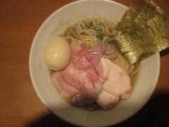 【新店】亀戸煮干中華蕎麦 つきひ-12