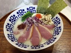 真鯛らぁー麺 日より【八】-4
