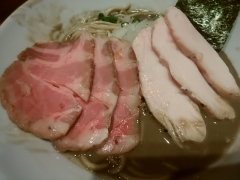 亀戸煮干中華蕎麦 つきひ【弐】-13