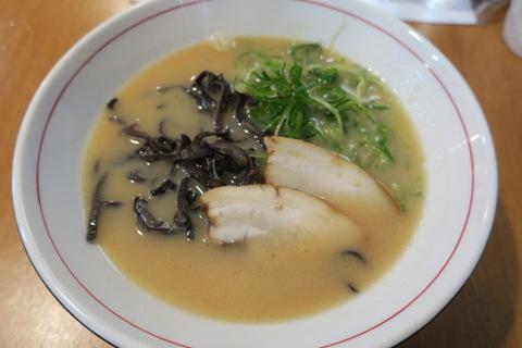 とし太郎(とし太郎ラーメン白)
