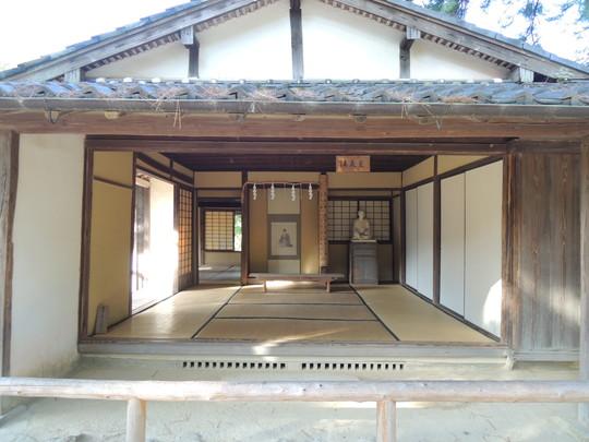 松下村塾(講義室)
