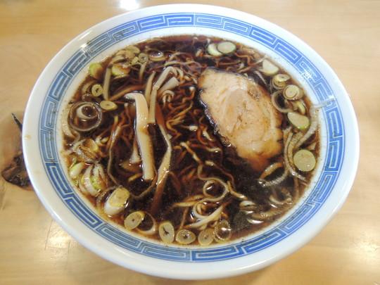 中華そば(700円)