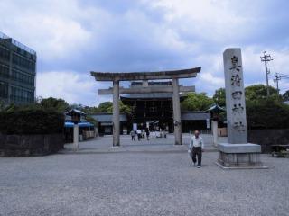 2016年05月03日 真清田神社1