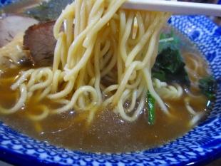 しゃがら弁天 煮干ラーメン 麺スープ