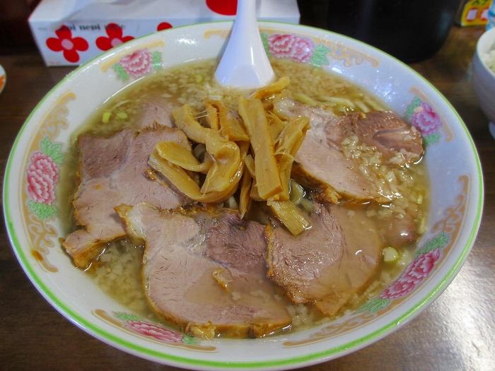 関屋福来亭 チャーシュー麺