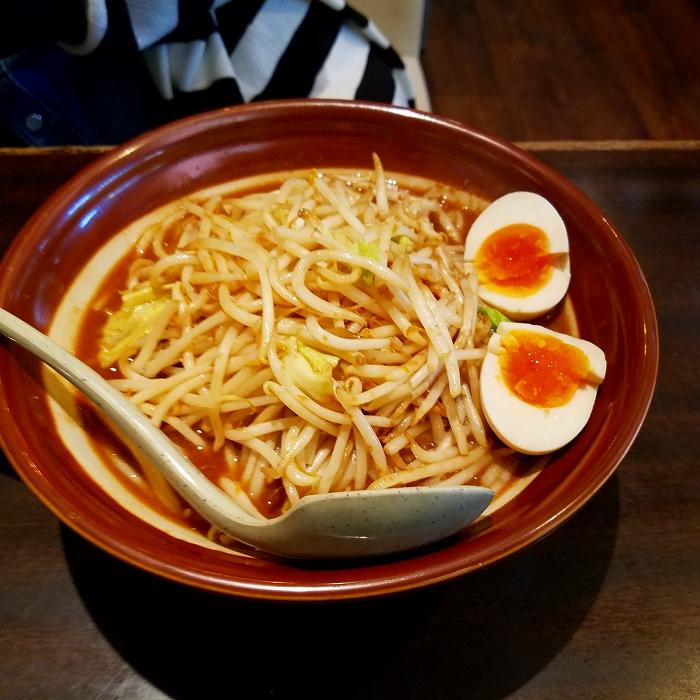 東横愛宕 野菜味噌ラーメン
