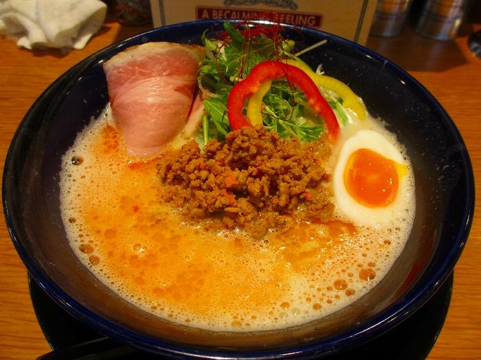 颯々木 担々麺
