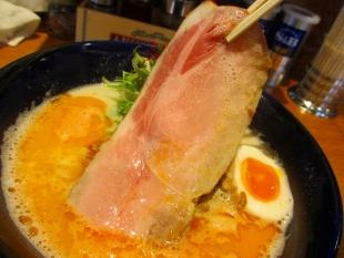 颯々木 担々麺 チャーシュー