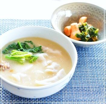 韓国のお雑煮