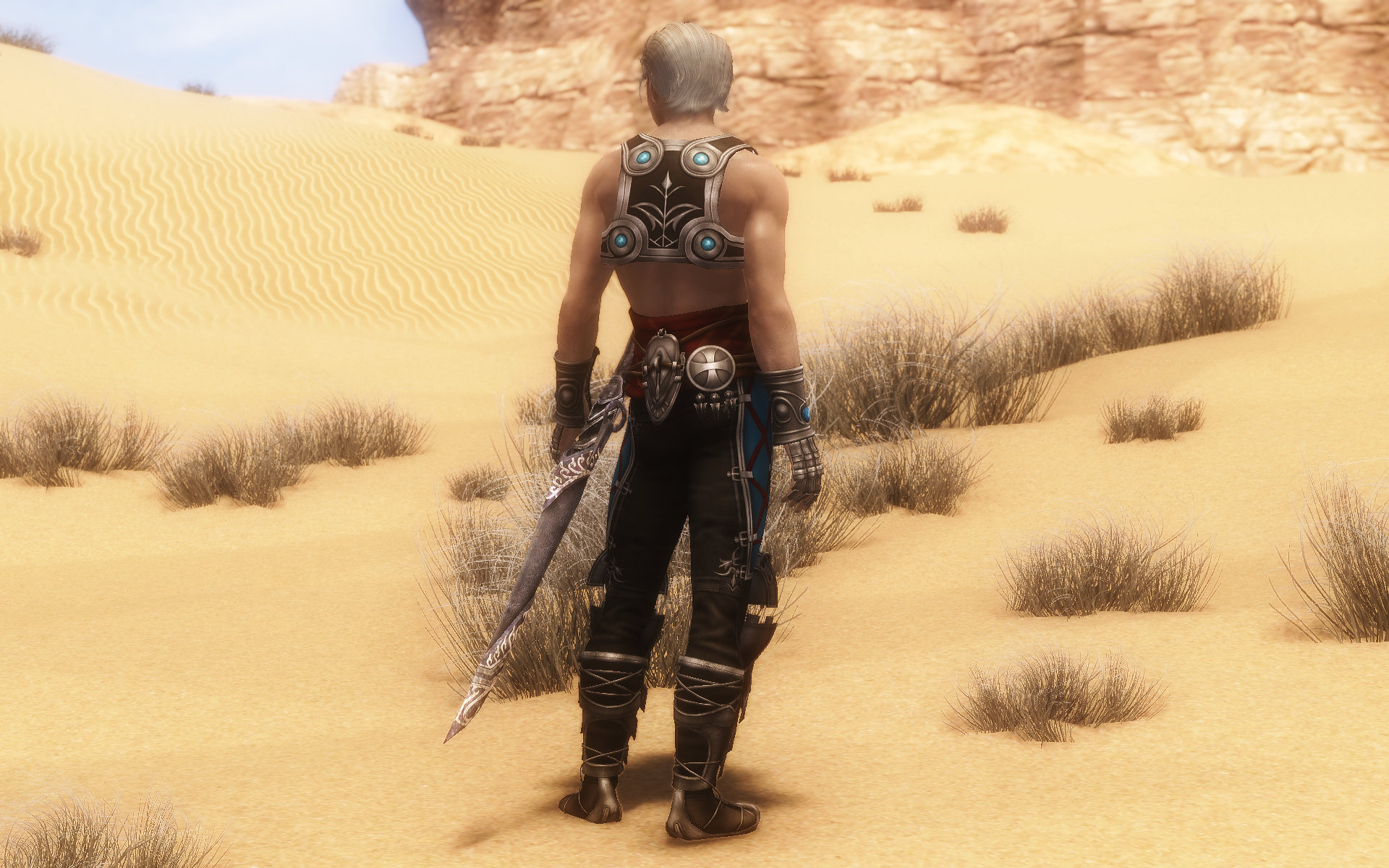 Final FantasyⅫ Vaan Outfit