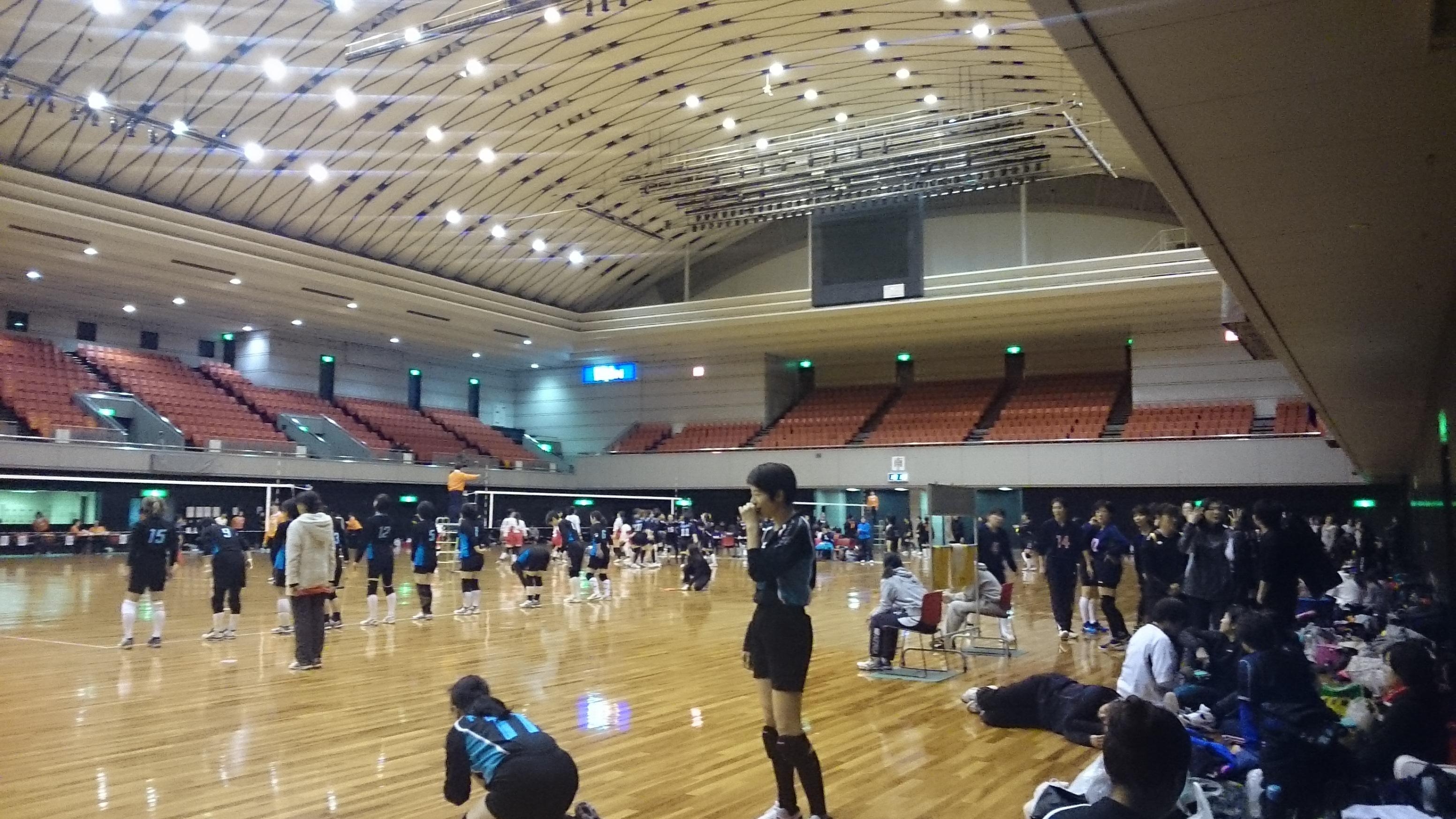 府民・バレーボール大会