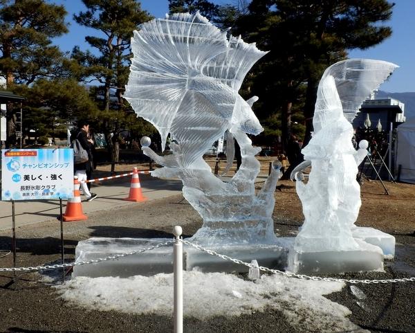 松本城氷彫 (11)